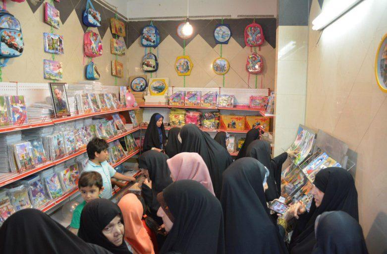 استقبال مردم از لوازمالتحریر ایرانی